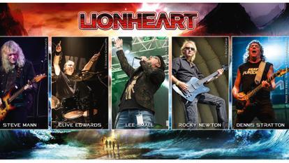 Lionheart-Band-
