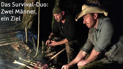 Das Survival-Duo