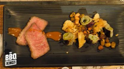 Barbecue Kings Japan Hitachi-Beef