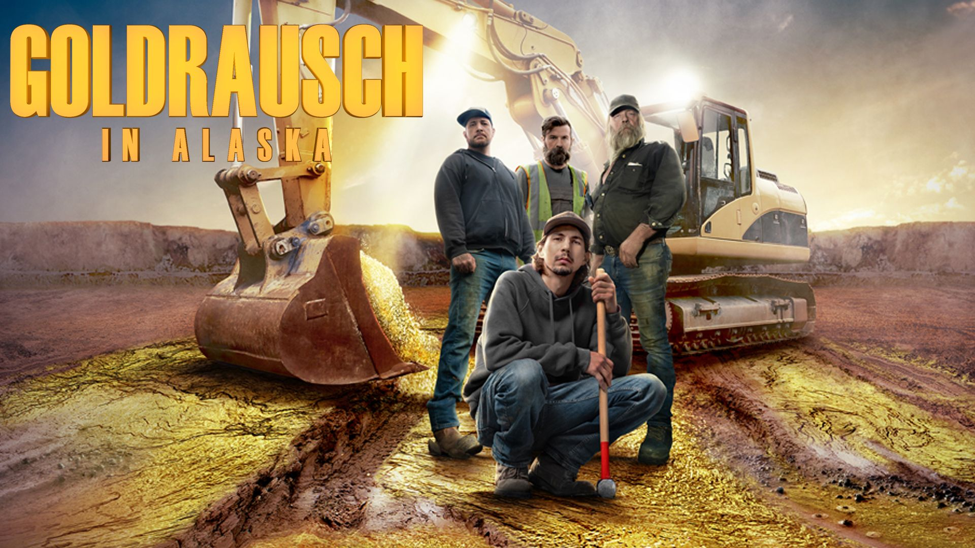 Goldrausch In Australien Neue Folgen