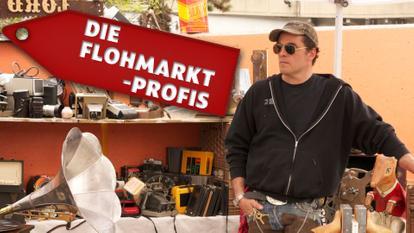 Flohmarkt-Profis