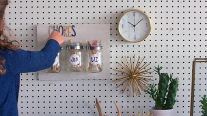 261917 - HGTV DIY Chore Jars - 261893