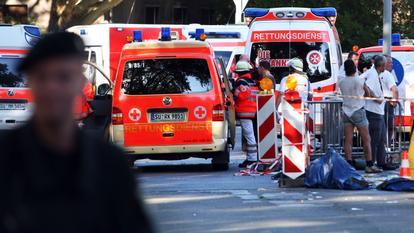 La tragedia della Love Parade di Duisburg