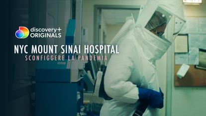 NYC Mount Sinai Hospital: sconfiggere la pandemia